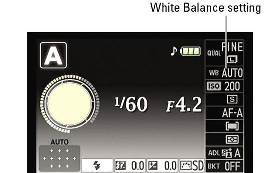 White balance 2