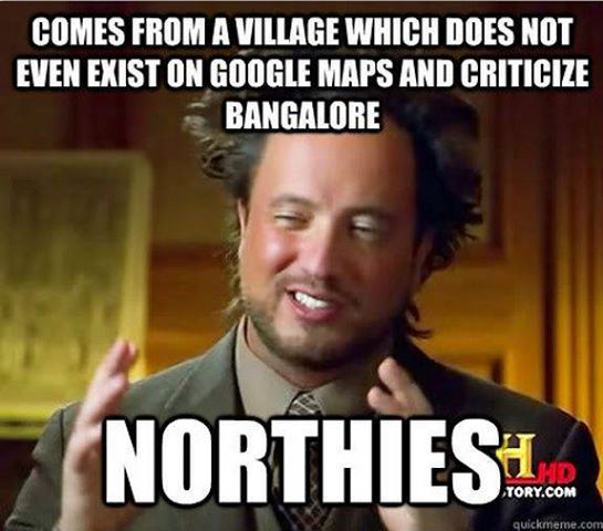northies in bangalore